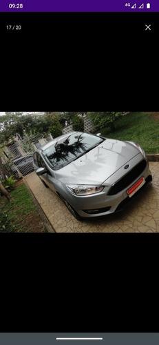 Ford Focus 2.0 Fastback Se 2019 Sedan Garantia De Fabrica!!!