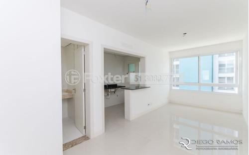 Imagem 1 de 24 de Apartamento, 1 Dormitórios, 44.38 M², Passo Da Areia - 103276