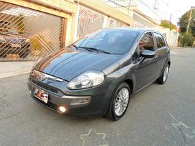 Fiat Punto 1.6 16v Essence Flex Dualogic - Impecável !!