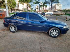 Chevrolet Vectra Gls 2.0 Cor Azul Ano 1997 Gasolina