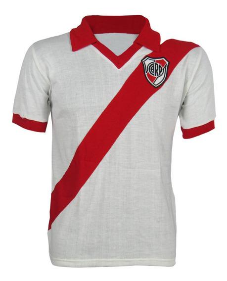 Camisa Retrô River Plate Arg Anos 80