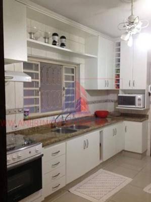 Casa Residencial À Venda, Jardim Residencial Fibra, Nova Odessa - Ca0350. - Ca0350