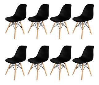 Sillas Eames X8 De Comedor Living Nordicas Modernas Homekong