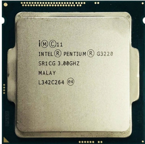 Imagen 1 de 1 de Procesador  Intel Pentium G3220 2 Núcleos Y 3ghz