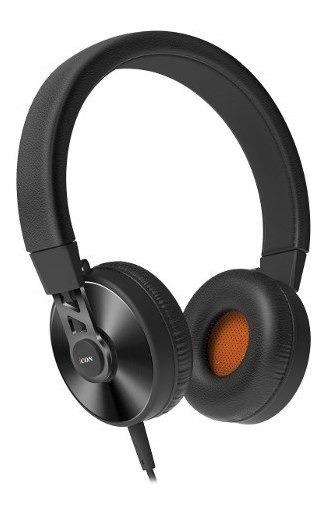 Fone De Ouvido Over-ear Icon Wave Pro Headphone Sj