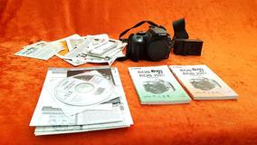 Camera Canon Eos Rebel + Lentes