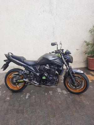Moto Bandit 1200 Cc Ano 2013