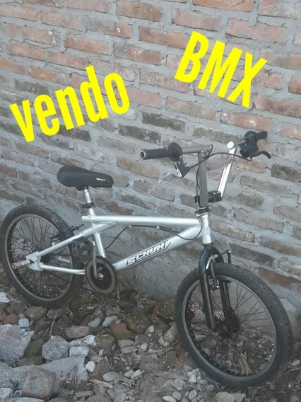 Bicicleta Bmx Cromad