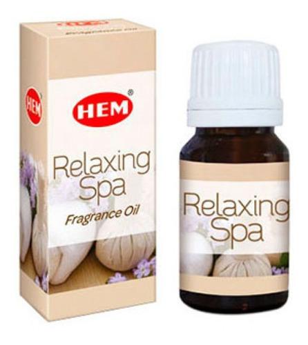 Essência Indiana Hem Spa Relaxante - 10ml