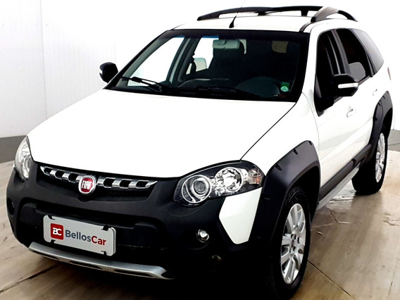 Fiat Palio Weekend 1.8 Mpi Adventure Weekend 16v Flex 4p...