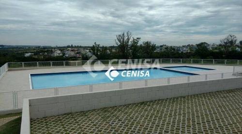 Imagem 1 de 13 de Terreno À Venda, 331 M² - Condomínio Jardim Brescia - Indaiatuba/sp - Te0258