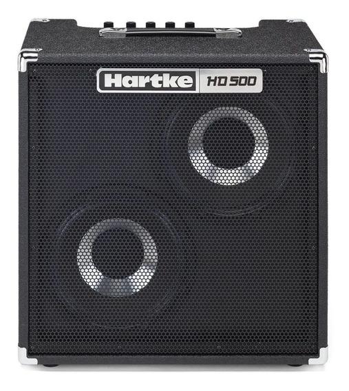 Hartke Hd500 Amplificador De 500 Watts Para Bajo Combo 2x10