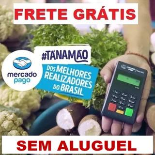 Frete Grátis Máquina De Cartão Credito Débito Promoção Hoje