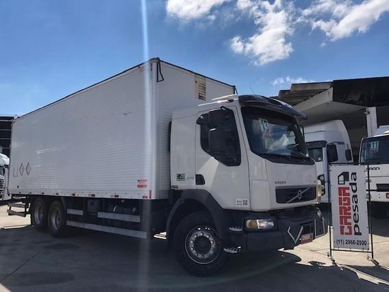 Volvo Vm 270 Vm270 Truck Baú 8,20m 6x2 C/ar= 24250 24280