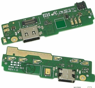 Placa De Carga Usb Vibrador Sony Xperia Xa1 Ultra G3223