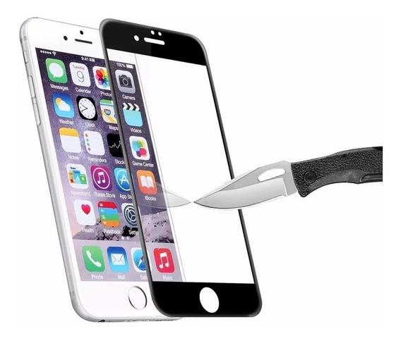 Pelicula Em Vidro 9h iPhone 7/8 Plus Branca - A Melhor 2020