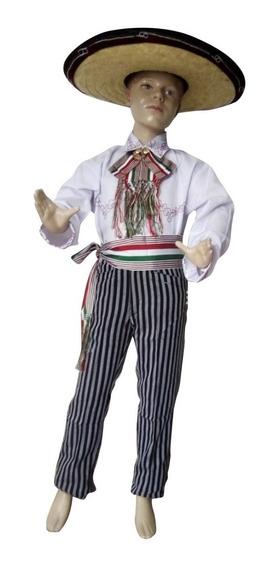 Caporal Vestuario Con Camisa Blanca Bordada