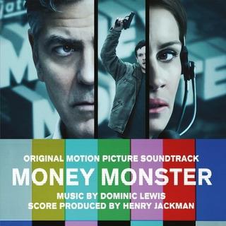 Dominic Lewis Money Monster (original Soundtrack) Lp Us Imp