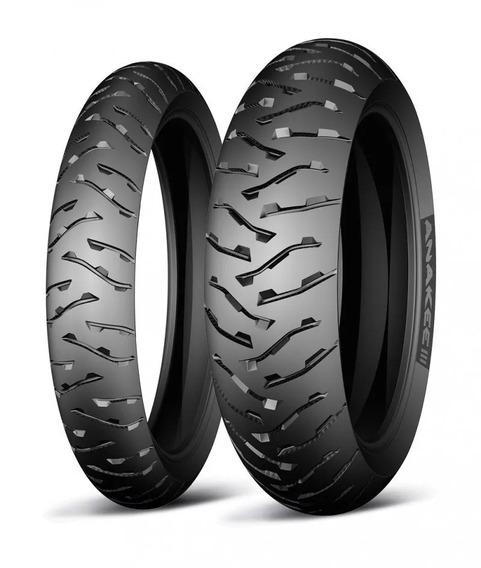 Pneu Michelin Anakee 3 120/70-19 E 170/60-17