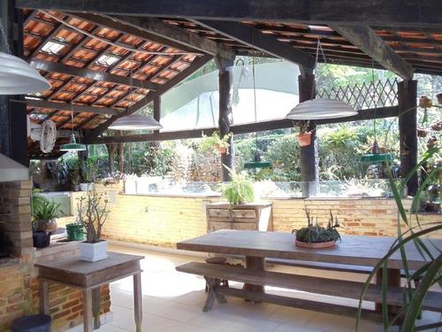 Rural Para Venda, 4 Dormitórios, Ilha Do Bororé - São Paulo - 12681