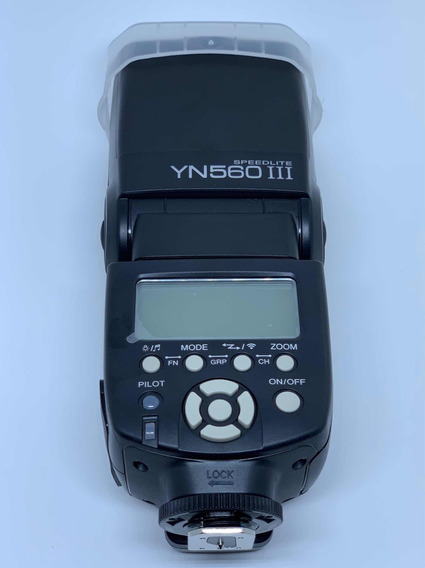 Flash Yongnuo Speed Lite Yn- 560 Lii ( P/ Canon E Nikon )
