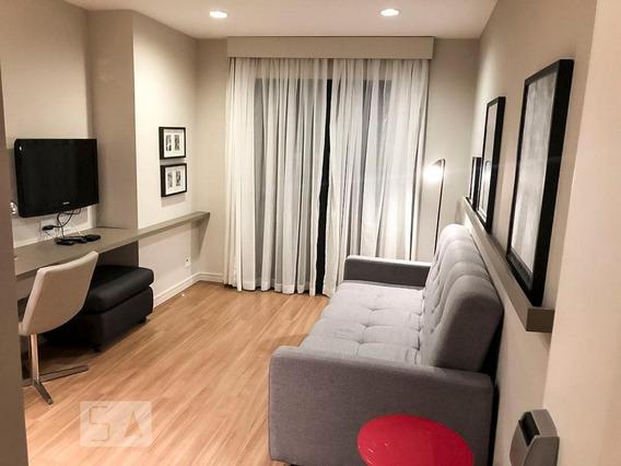 Apartamento Para Aluguel - Moema, 1 Quarto, 38 - 893102298