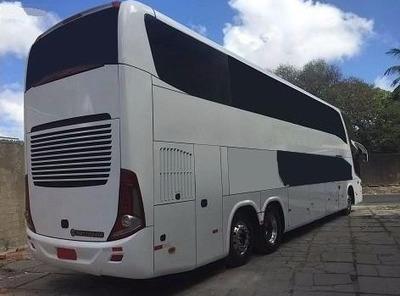 Onibus Marcopolo Dd G-7 Mercedes Benz O-500-rsd Ano 2012