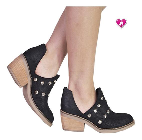 Botineta Charrito Mod Mugato Shoes Bayres Cuotas Sin Interes