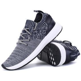 108b7a18e Sapatos Casuais Anti-derrapantes Respiráveis Para Homens por Global e-Shop