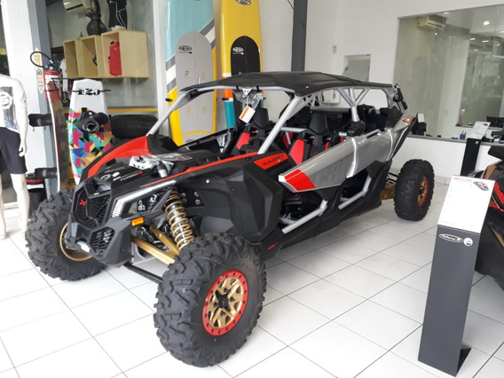 Utv Can-am X3 Max Turbo Xrs 172hp 2019 Ok