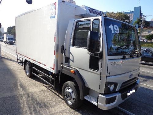 Imagem 1 de 9 de Ford Cargo 816 Bau Refrigerado