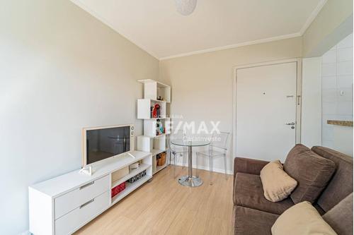 Apartamento Com 1 Dormitório À Venda, 36 M² Por R$ 215.000,00 - Butantã - São Paulo/sp - Ap0491