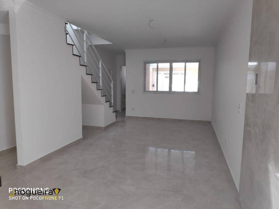 Sobrado Novo Na Vila Isa - 3 Dormitórios ( 1 Suite) 1 Vagas - So0078