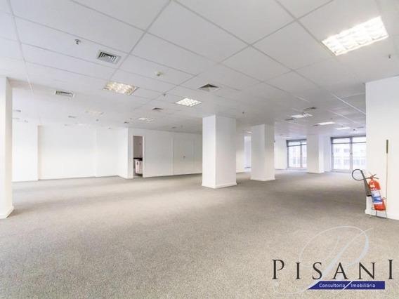 Centro, Andar Comercial 675m², Reformado, Com 10 Vagas De Garagem Na Escritura - Sa00080