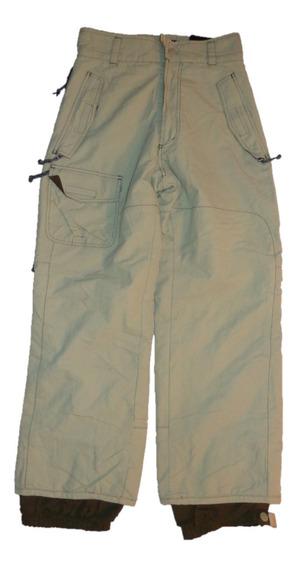 American Eagle Ae77 Pantalon Impermeable Termico S