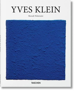 Book : Yves Klein (basic Art Series 2.0) - Weitemeier, Ha...