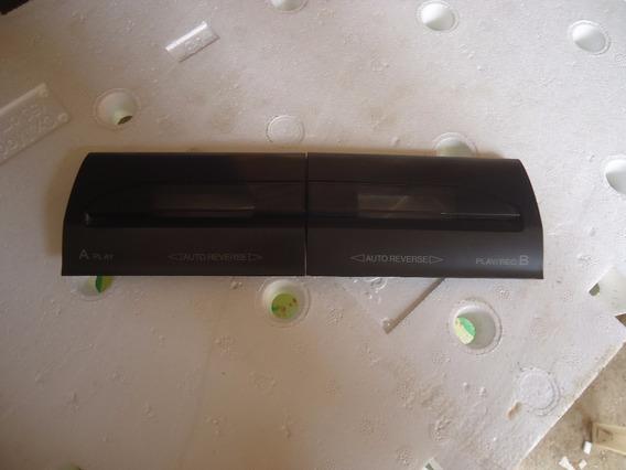Tampa Do Tape Deck Som Sony Lbt N555av Ou 355