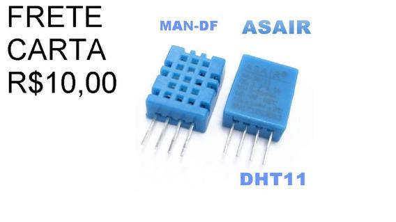 Modulo Sensor De Temperatura E Umidade Dht11 (r$8/peça)