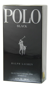 Perfume Polo Black 200ml Masculino - Original