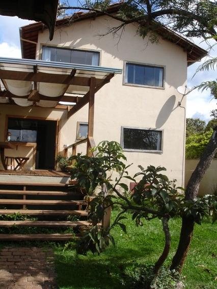 Excelente Casa No Vale Do Sol - 1649