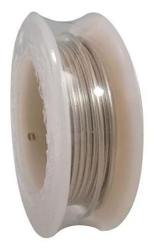 Rollo Estaño Electronica 0,5mm Kushiro 60% 17grs 60/40