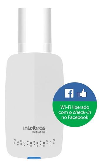 Roteador Intelbras Hotspot Com Check-in No Facebook