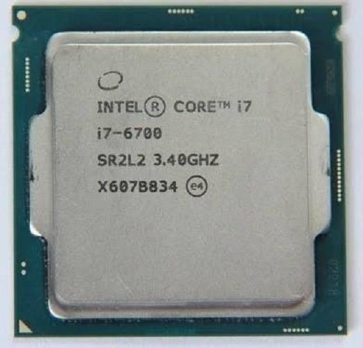 I7 6700 Turbo 4.0ghz 1151 Melhor Q 7700t I5 7600k 7500 6600k