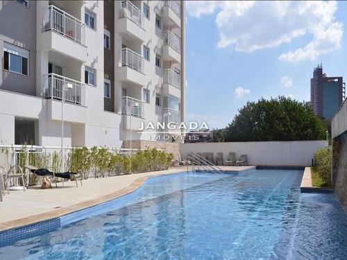 Apartamento A Venda Com 01 Dormitorio - Condominio Square Osasco - 12301