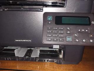 Impresora Hp Laserjet M127fn