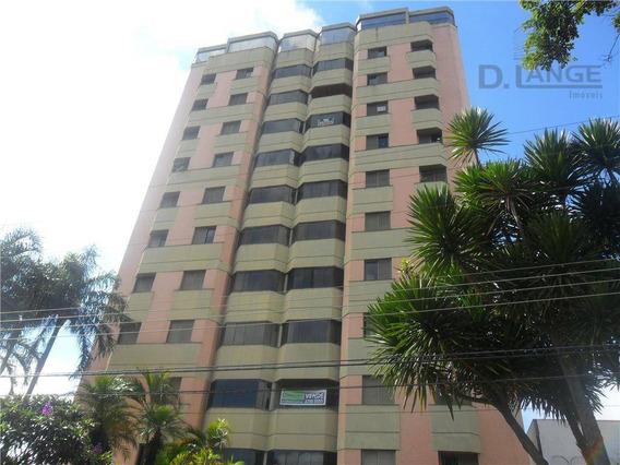 Apartamento Residencial Para Venda E Locação, Jardim Chapadão, Campinas - Ap5463. - Ap5463