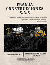 Construccion, Concreto, Acero, Ambiente