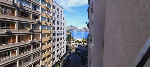 Imagem 1 de 30 de Maravilhoso Apartamento Com 2 Dormitórios À Venda, 86 M² Por R$ 550.000 - Icaraí - Niterói/rj - Ap1057