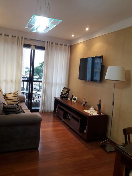 Apartamento Excelente Estado Valparaiso Santo André