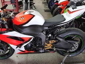 Kawasaki Ninja Zx-6r Ano 2012 Modelo 2012